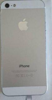 موبايل iphone 5 ابيض للبيع
