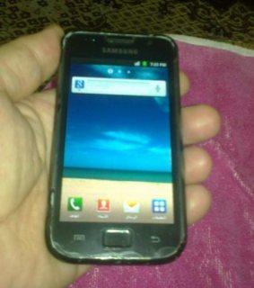 موبايل Samsung galaxy s 1 للبيع