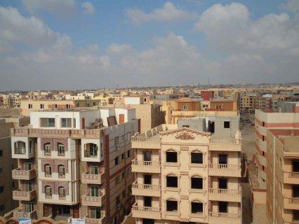 شقه للبيع في الشيخ زايد 120مترفرصه للاستثمار و بالتقسيط حتي 3سنو