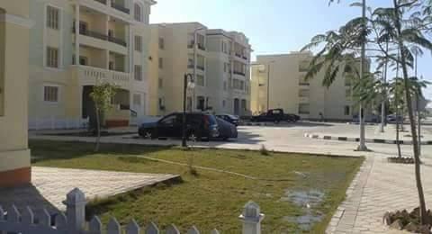 شقه  للبيع  بكمبوند الخمائل أمام الهايبروان الشيخ زايد ,250م ,3
