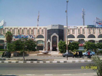 محل مميز للبيع بأكبر مول تجارى بمدينة العبور