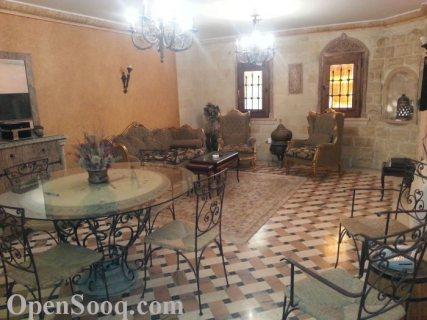للايجار شقة مفروشة امام سفارة الامارات 500 لليوم