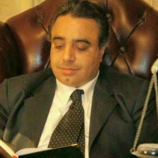 محامى عسكرى بالقاهرة المستشار حسين عمر محامى العسكرية العليا