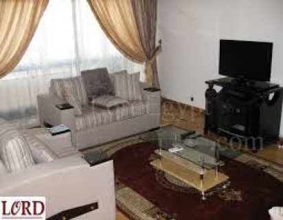 شقة مفروشة للايجار بالمهندسين القاهرة فى موقع ممتاز