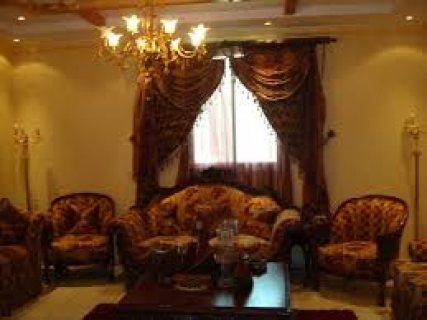 شقة مفروشة للايجار بالقر ب من شارع شهاب بالمهندسين القاهرة