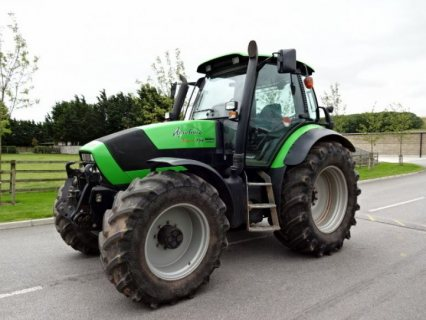 DEUTZ FAHR AGROTRON 150 POWER 6