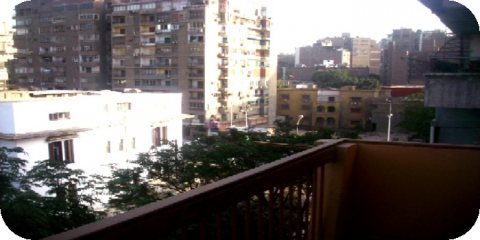 شقة للبيع بالدقي تطل على شارع التحرير