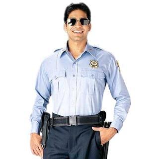الزى الموحد لرجال الأمن والشرطة