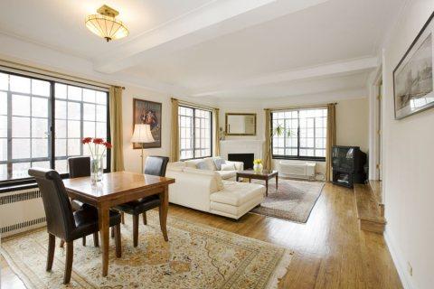 شقة ايجار 3 غرف ورسبشين كبير
