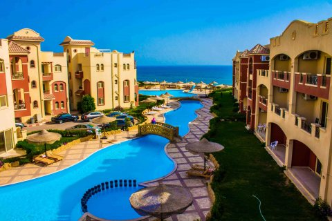 شاليه للبيع في العين السخنة واستمتع باجازتك مع معالم مصر السياحي