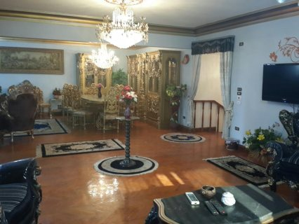 شقة مفروشة فندقية للايجار 250متر 700ج لليوم فقط