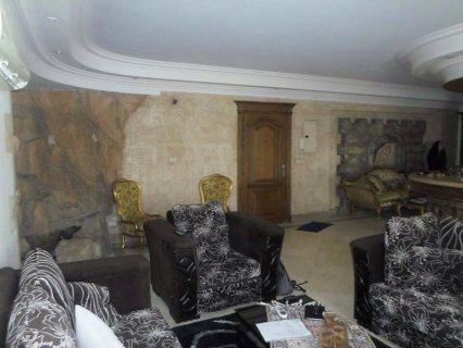 شقة مفروشة للايجار بمكرم عبيد فاخرة 450ج لليوم فقط