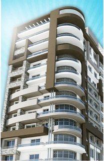 شقة للبيع 200 م ناصية بكفر عبده فيو حديقة قصر علي 36 شهر مرخصة