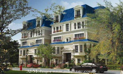 بمقدم 10% امتلك penthouse  بالقرب من ميدان جهينة