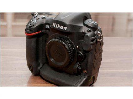 لبيع نيكون SLR D4 16MP كاميرا رقمية