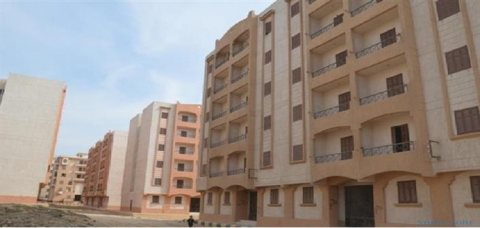 شقة تمليك بمشروع مبارك مدينة المستقبل