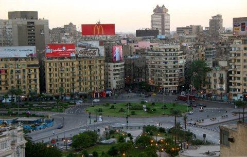 لاصحاب الرقي شقة  بالدقي تطل على شارع التحرير