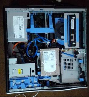 DELL T5500-2 Processor x5650-24M cache-24 CORE-RAM 12GB DDR3
