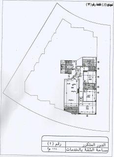 شركة البارون شقة 185م داخل كمبوند