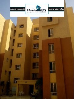 شقة بجاردن هيلز موقع مميز بحرية المساحة: 130م