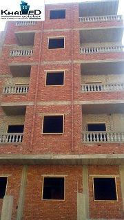 شقة للبيع بالحى مج6 مساحة 125م