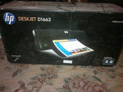 Hp Deskjet D 1663طابعة