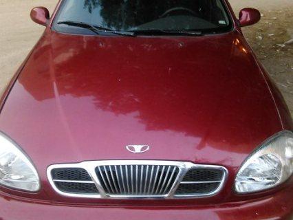 سيارة دايو لانوس كسر زيرو 2004 بمفدمات تبدا من 20% وبدون مقدم كن