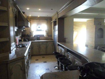 شقة بمكرم عبيد الرئيسي مفروشة للايجار 450ج اليوم