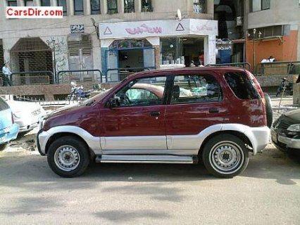 3 سيرات سياره تريوس موديل 2002 لتقسيط بمقدم يبدا من 25 %