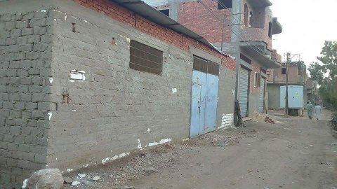 مصنع للايجار 200م طريق ميت السراج