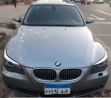 اكسيكتف اعلى فئة بحالة نادرة BMW 525 - 2006