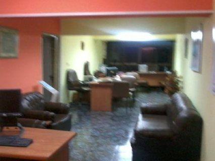 مكتب بالمهندسين للايجار ٣ نوم ٢ حمام ورشبشن ٣ قطع بشارع متفرع من