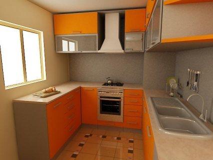 شقة للايجار مساحة 140 متر دور ثالث بالحرفي