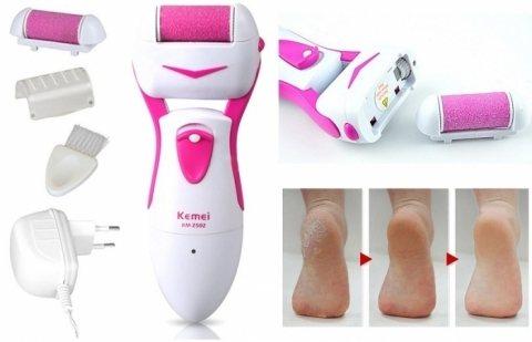 جهاز ازالة الجلد الميت من الجسم و كعب القدمين