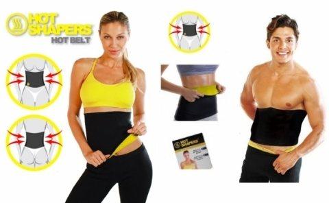 حزام هوت شيبر للتنحيف وزيادة التعرق Hot shapers belt Slimming