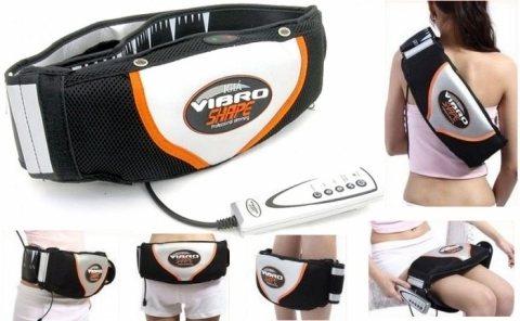حزام وجهاز التنحيف فيبرو شيب بالاهتزاز والحرارة الامريكي Vibro S