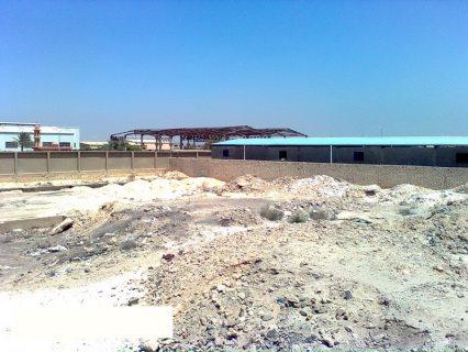 مصنع 1850متر   برج العرب الجديدة  كيماوى هندسى