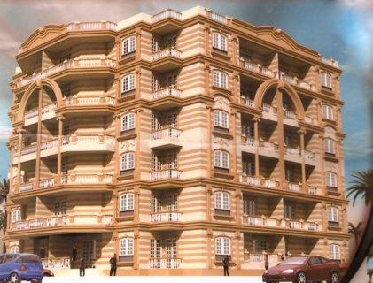 شقة  للبيع بالتجمع الخامس بمقدم 185,000