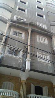 شقق سكنية بالتقسيط فى تقسيم الكاكولا امام نادى المهندسين