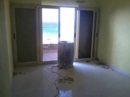 شقة للبيع بقرية عجيبة مرسى مطروح