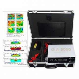 أحدث الأجهزة الجيوفيزيائية لتحليل التربة وكشف أبارالمياه GA 5000