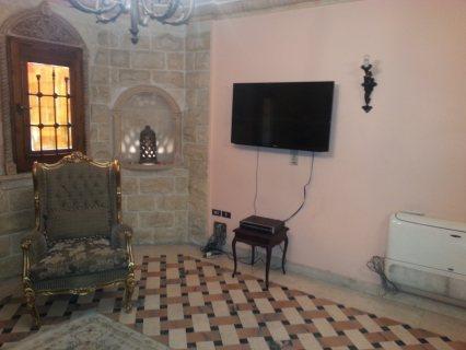 للايجار شقة مفروشه بموقع سفارة الامارات 500ج اليوم