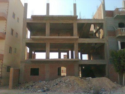 مكرر عمارة كاملة 273متر بـ485الف  برج العرب الجديدة