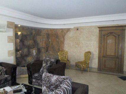 شقة مفروشة للايجار بمكرم عبيد الرئيسي مدينه نصر 450ج اليوم