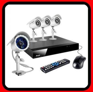 احدث عروض كاميرات مراقبة من الشركة المصرية للحلول الامنية