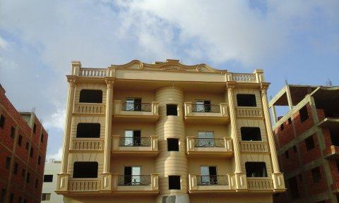 فرصة عظيمة شقة 242م بالشيخ زايد بتسهيلات