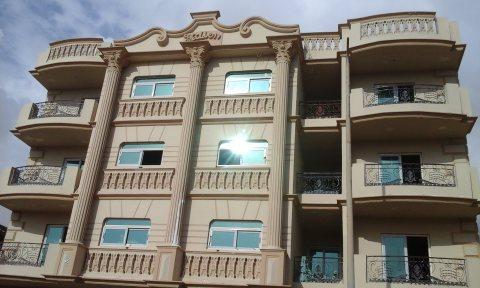 شقة 228م للبيع بالشيخ زايد