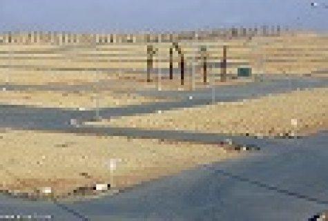 ارض بغرب سوميد مساحة 700م ناصية