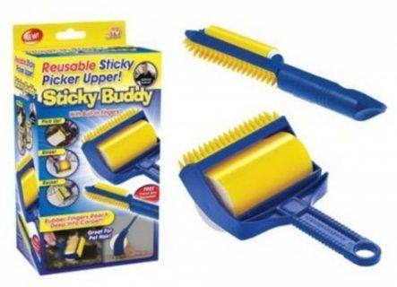ستيكي بودي  تستخدم لإزالة شعر القطط والكلاب