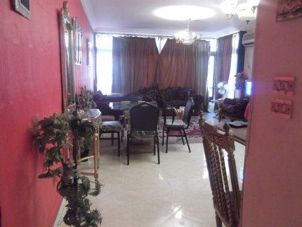 شقة مفروشة بجوار سيتى ستارز مكرم للايجار